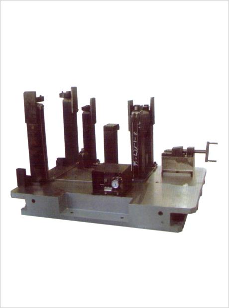 工程机械大型夹具